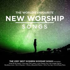 THE WORLDS FAVOURITE NEW WORSHIP SONGS CD