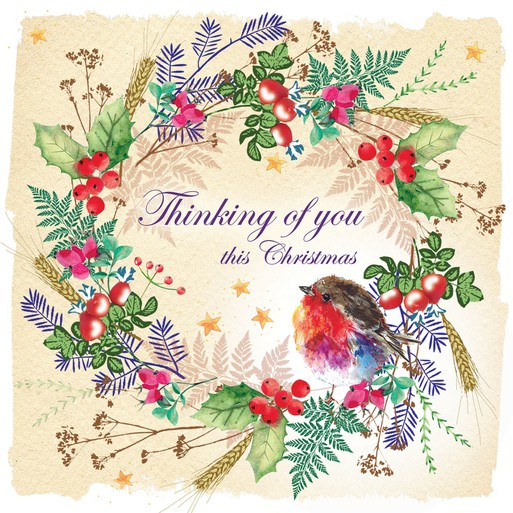 TLM CHRISTMAS THOUGHTS 10 PACK CARDS