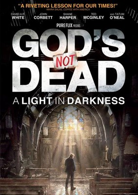 GODS NOT DEAD 3 DVD A LIGHT IN DARKNESS