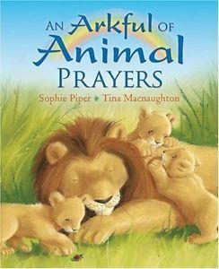 ARKFUL OF ANIMAL PRAYERS HB