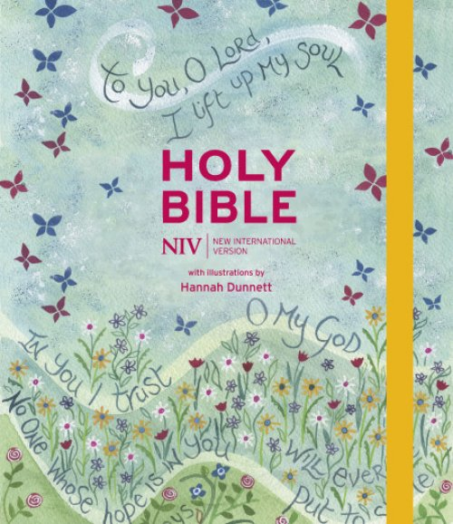 NIV JOURNALLING BIBLE HANNAH DUNNETT