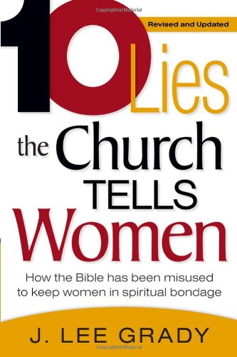10 LIES THE CHURCH TELLS WOMEN