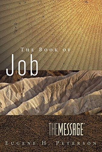 THE MESSAGE BOOK OF JOB