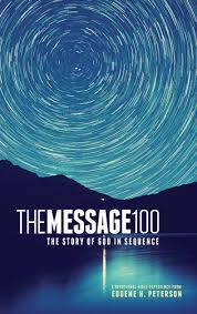 THE MESSAGE BIBLE 100