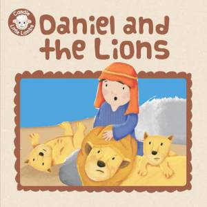 DANIEL AND THE LIONS LITTLE LAMBS