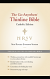 NRSV GO ANYWHERE THINLINE CATHOLIC BIBLE
