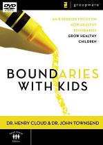 BOUNDARIES WITH CHILDREN DVD