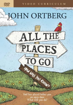 ALL THE PLACES TO GO HOW WILL YOU KNOW DVD