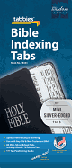 BIBLE TABS MINI SILVER EDGED