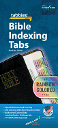 BIBLE TABS RAINBOW