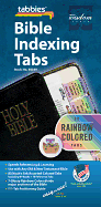 BIBLE TABS RAINBOW NOAH'S ARK