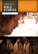 GREAT BIBLE STORIES VOLUME 1 DVD