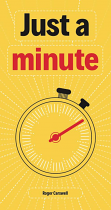 JUST A MINUTE TRACT PACK OF 25