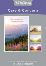 CARE AND CONCERN BOX OF 12