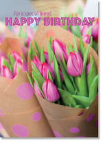 FOR A VERY SPECIAL FRIEND HAPPY BIRTHDAY