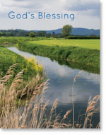 GOD'S BLESSING PETITE CARD