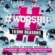 #WORSHIP 10000 REASONS CD