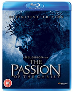 THE PASSION OF THE CHRIST BLU RAY
