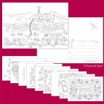 IMAGES OF HOPE POSTCARD PACK of 10