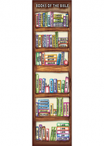 10 BOOKS/BIBLE BOOKMARKS