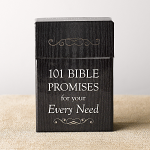 101 BIBLE PROMISES FOR EVERY NEED CARDS