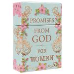 PROMISES FROM GOD FOR WOMEN PROMISE CARDS