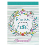 PROMISES THAT BLESS YOUR HEART COLOURING POSTCARDS