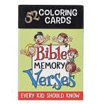 52 BIBLE VERSE COLOURING CARDS