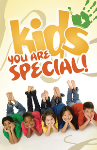 KIDS YOU ARE SPECIAL TRACT PACK OF 25