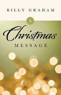 A CHRISTMAS MESSAGE TRACT PACK OF 25
