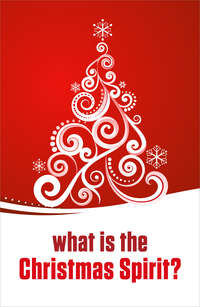 WHAT IS THE CHRISTMAS SPIRIT TRACT PACK OF 25