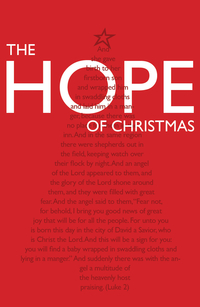THE HOPE OF CHRISTMAS TRACT PACK OF 25