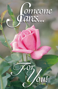 SOMEONE CARES FOR YOU TRACT PACK OF 25