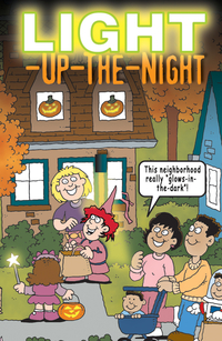 LIGHT UP THE NIGHT TRACT PACK OF 25