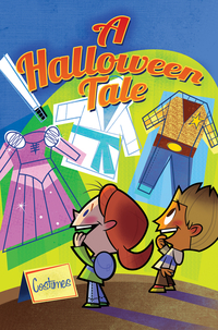 A HALLOWEEN TALE TRACT PACK OF 25