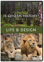 BEYOND IS GENESIS HISTORY VOLUME 2 DVD