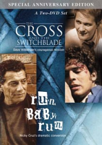 CROSS & SWITCHBLADE AND RUN BABY RUN TWO DISC DVD