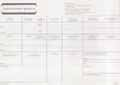 BANNS OF MARRIAGE APPLICATION MB1 PACK OF 50