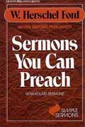 SERMONS YOU CAN PREACH