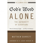 GOD'S WORD ALONE