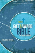 NIRV GIFT & AWARD BIBLE BLUE