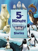 5 MINUTE ADVENTURE BIBLE STORIES HB