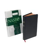 NASB PITT MINION REFERENCE BIBLE