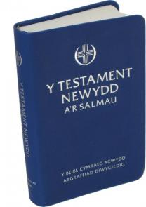 WELSH POCKET NEW TESTAMENT AND PSALMS