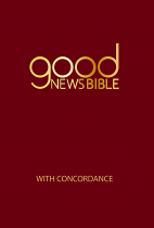 GNB PEW BIBLE WITH CONCORDANCE HB