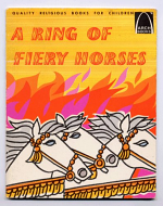 A RING OF FIERY HORSES ARCH 10