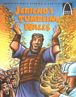 JERICHOS TUMBLING WALLS ARCH BOOKS