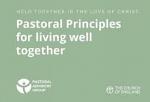 PASTORAL PRINCIPLES CARDS