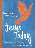 JESUS TODAY TEEN COVER