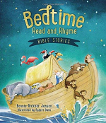 BED TIME READ AND RHYME BIBLE STORIES